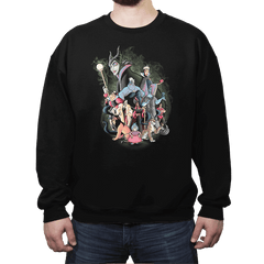 Wickedness - Crew Neck - Crew Neck - RIPT Apparel