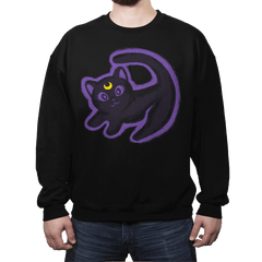 Kitty Queen - Crew Neck - Crew Neck - RIPT Apparel