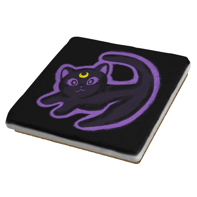 Kitty Queen - Coasters - Coasters - RIPT Apparel