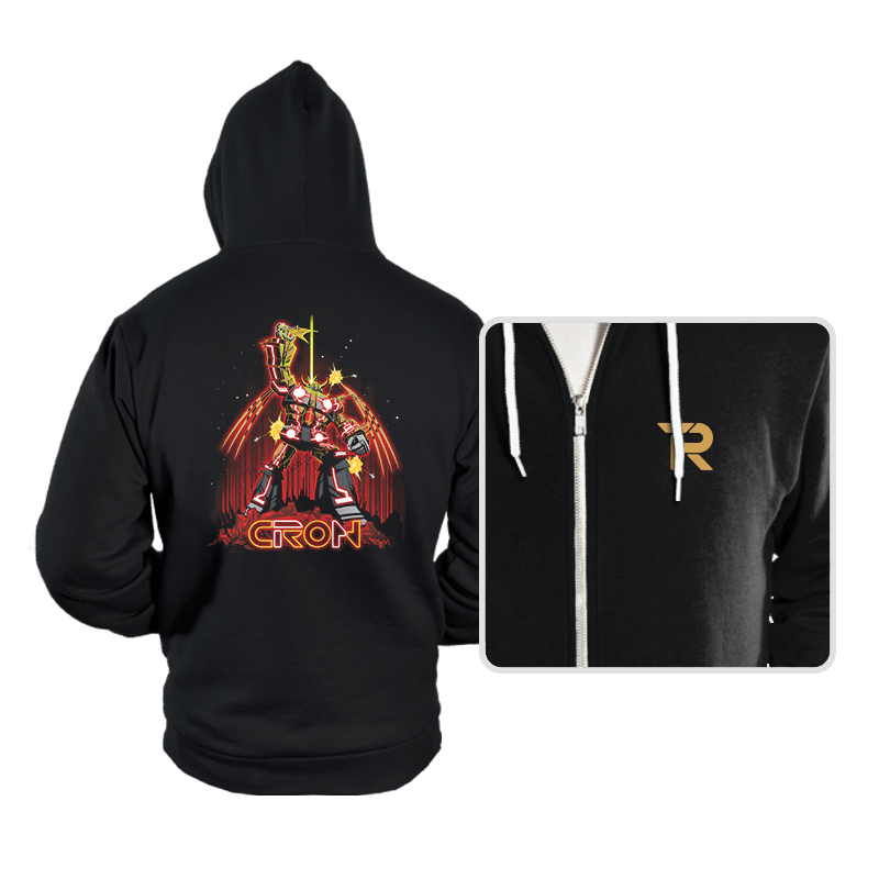 CRON - Hoodies - Hoodies - RIPT Apparel