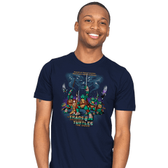 The Trans-Dimensional Turtles - Mens - T-Shirts - RIPT Apparel