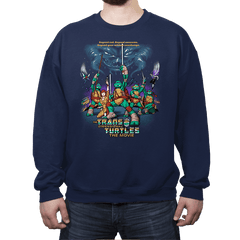 The Trans-Dimensional Turtles - Crew Neck - Crew Neck - RIPT Apparel