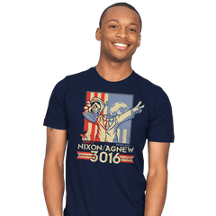 Nixon/Agnew 3016 - Mens - T-Shirts - RIPT Apparel