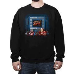 Heroes & Fighters II - Crew Neck - Crew Neck - RIPT Apparel