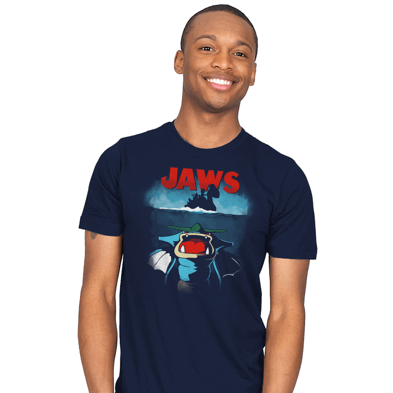 Poke Jaws - Mens - T-Shirts - RIPT Apparel