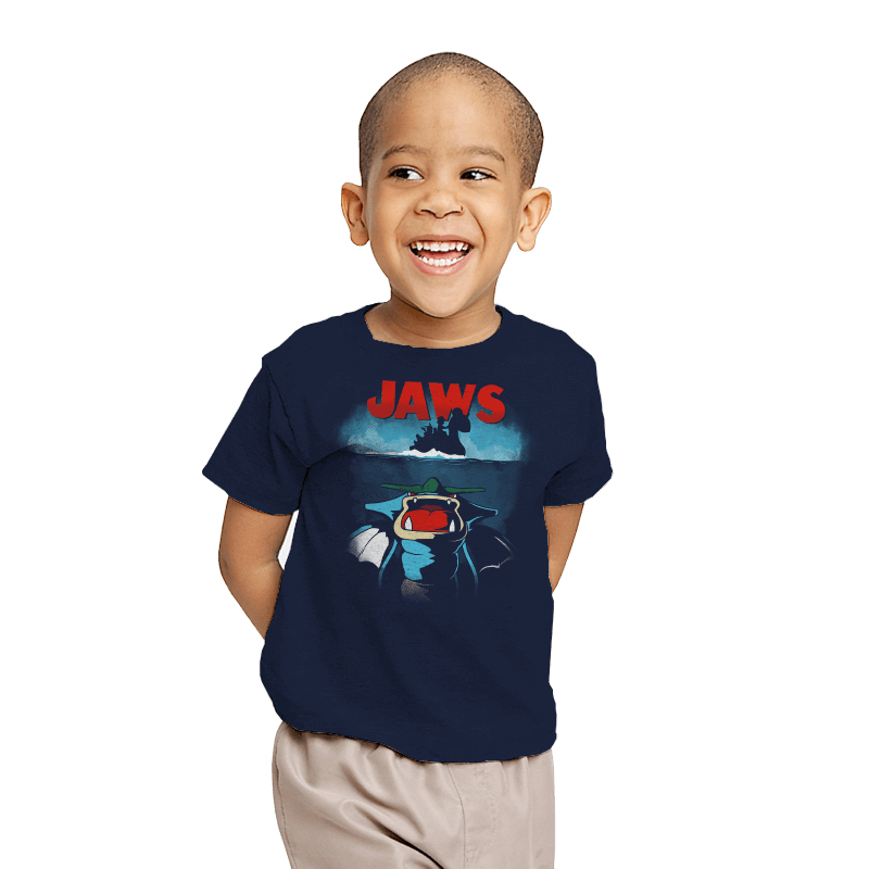 Poke Jaws - Youth - T-Shirts - RIPT Apparel