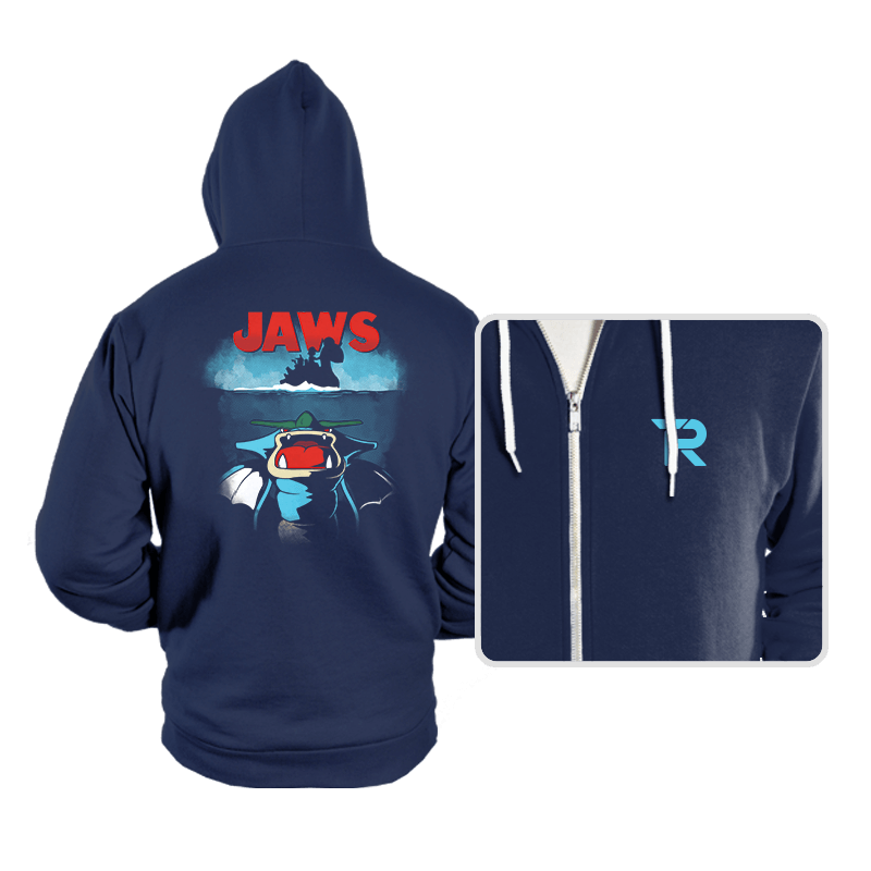 Poke Jaws - Hoodies - Hoodies - RIPT Apparel