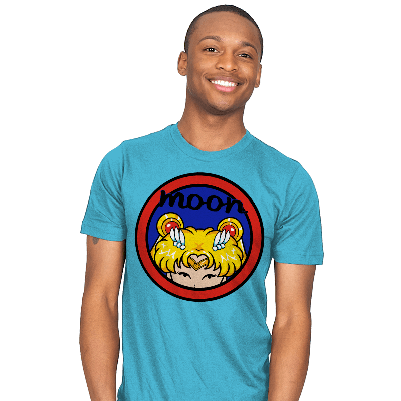 Moon - Mens - T-Shirts - RIPT Apparel