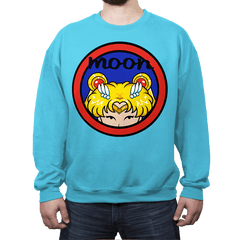Moon - Crew Neck - Crew Neck - RIPT Apparel
