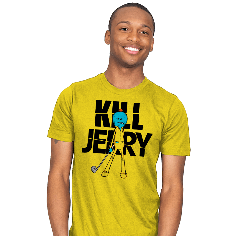 Kill Jerry - Mens - T-Shirts - RIPT Apparel