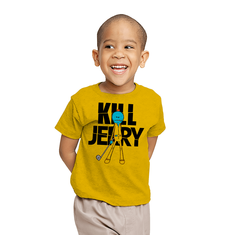 Kill Jerry - Youth - T-Shirts - RIPT Apparel