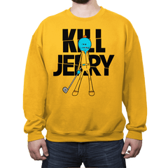 Kill Jerry - Crew Neck - Crew Neck - RIPT Apparel