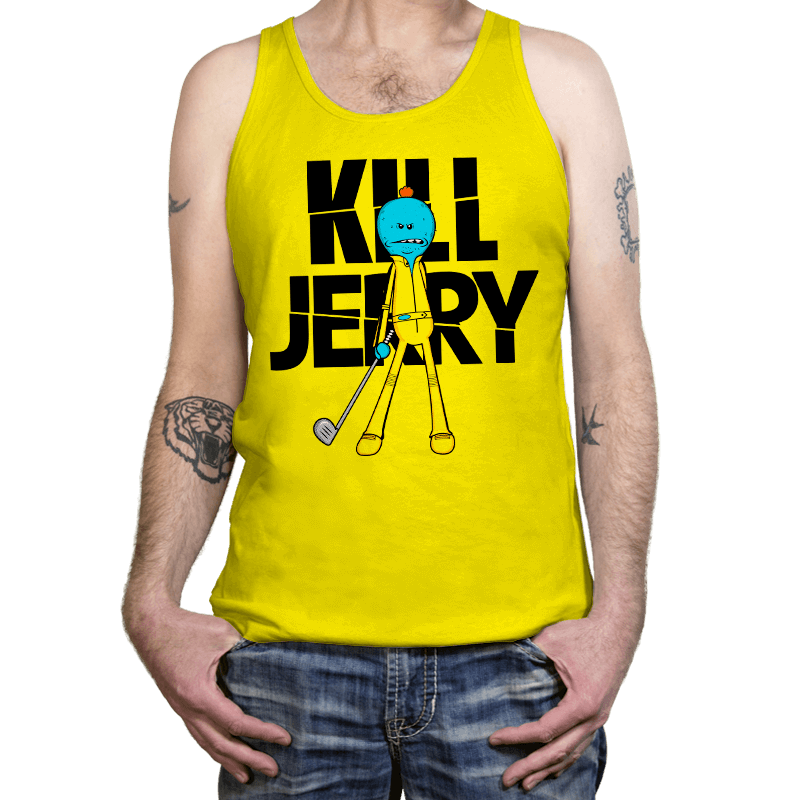 Kill Jerry - Tanktop - Tanktop - RIPT Apparel
