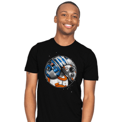 Tao-Droids - Mens - T-Shirts - RIPT Apparel