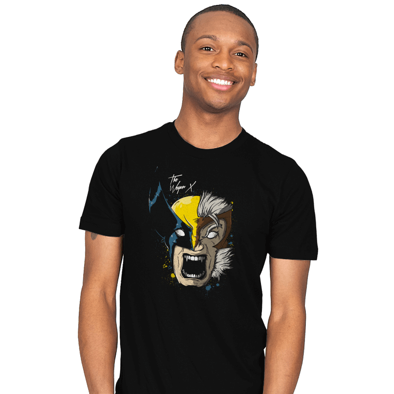 Daft Weapon X - Mens - T-Shirts - RIPT Apparel