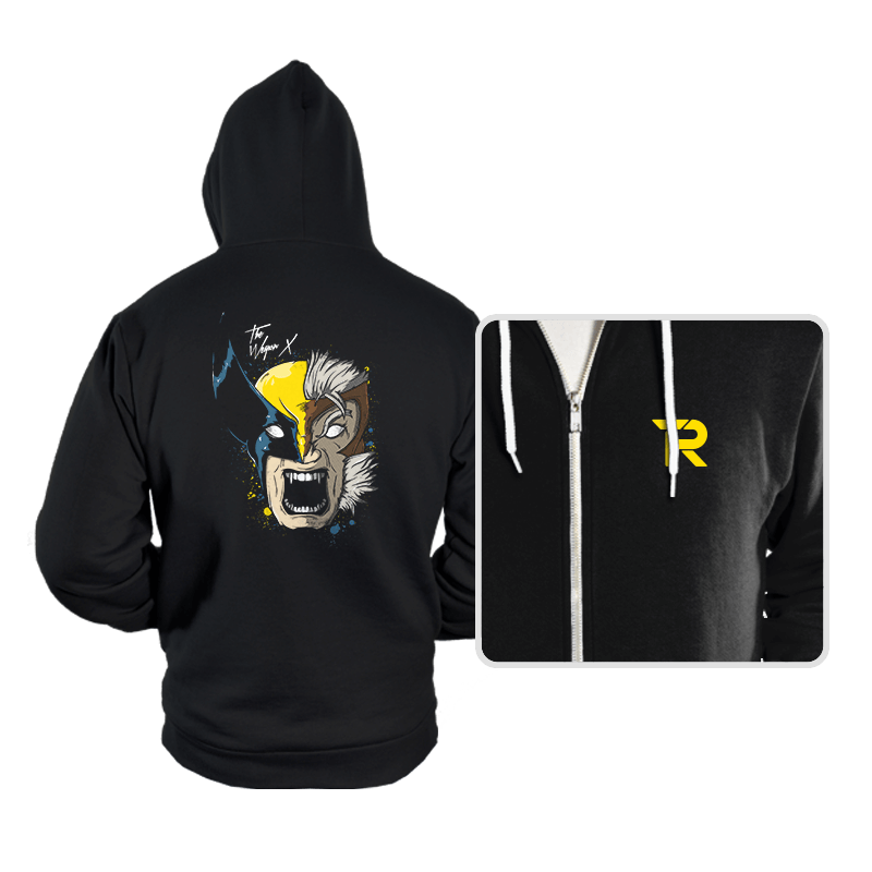 Daft Weapon X - Hoodies - Hoodies - RIPT Apparel