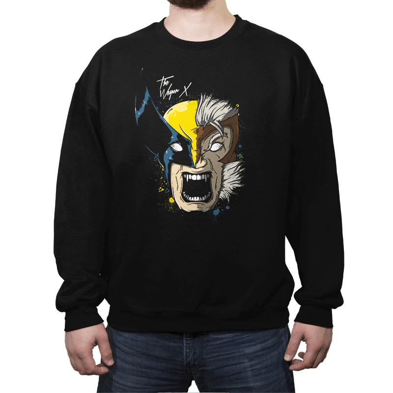 Daft Weapon X - Crew Neck - Crew Neck - RIPT Apparel