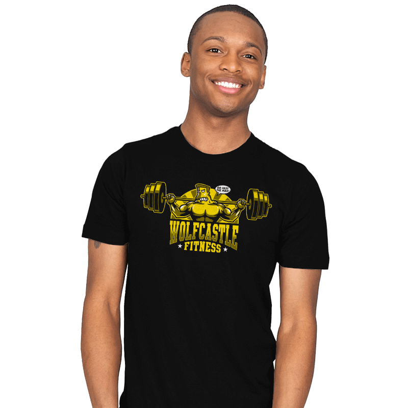 Wolfcastle Fitness - Mens - T-Shirts - RIPT Apparel
