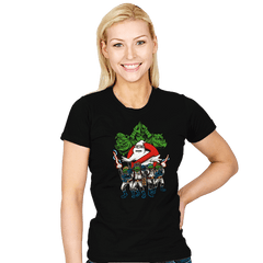 Krang Busters - Womens - T-Shirts - RIPT Apparel