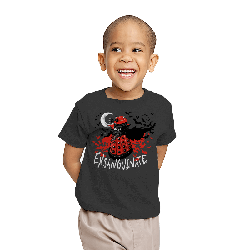 Exsanguinate - Youth - T-Shirts - RIPT Apparel