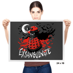 Exsanguinate - Prints - Posters - RIPT Apparel