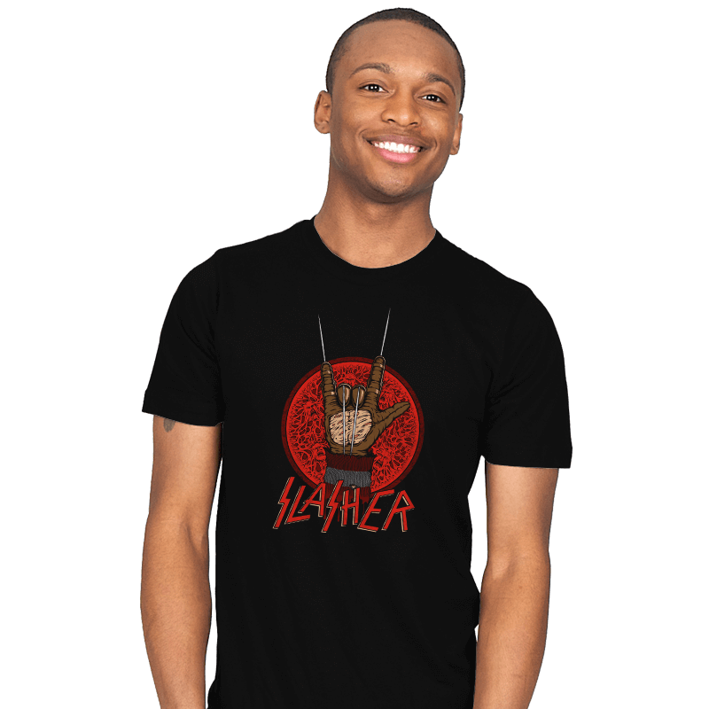 Slasher - Mens - T-Shirts - RIPT Apparel