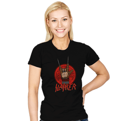 Slasher - Womens - T-Shirts - RIPT Apparel