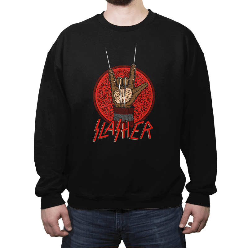 Slasher - Crew Neck - Crew Neck - RIPT Apparel