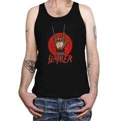 Slasher - Tanktop - Tanktop - RIPT Apparel