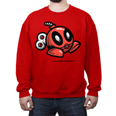 Deadbomb - Crew Neck - Crew Neck - RIPT Apparel
