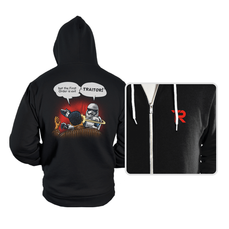 Traitor - Hoodies - Hoodies - RIPT Apparel