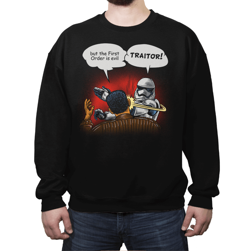 Traitor - Crew Neck - Crew Neck - RIPT Apparel