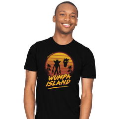 Welcome to Wumpa Island - Mens - T-Shirts - RIPT Apparel