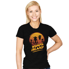 Welcome to Wumpa Island - Womens - T-Shirts - RIPT Apparel
