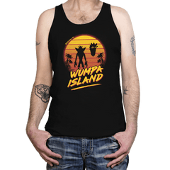 Welcome to Wumpa Island - Tanktop - Tanktop - RIPT Apparel