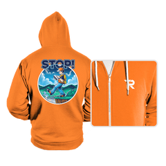 Pokestop! - Hoodies - Hoodies - RIPT Apparel