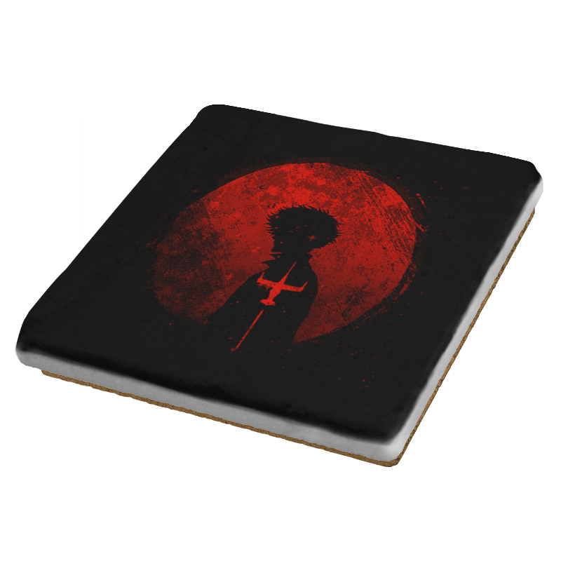 Red Cowboy Exclusive - Anime History Lesson - Coasters - Coasters - RIPT Apparel