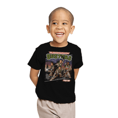 Mid-Age Genius Phantom Busters - Youth - T-Shirts - RIPT Apparel