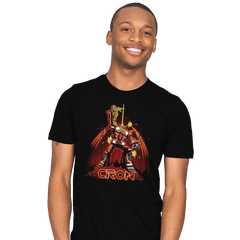 CRON Exclusive - Mens - T-Shirts - RIPT Apparel