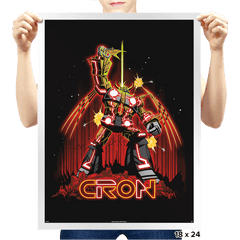 CRON Exclusive - Prints - Posters - RIPT Apparel