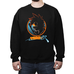 Detective Tracer Exclusive - Crew Neck - Crew Neck - RIPT Apparel