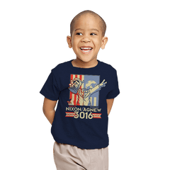 Nixon : Agnew 3016 Exclusive - Youth - T-Shirts - RIPT Apparel