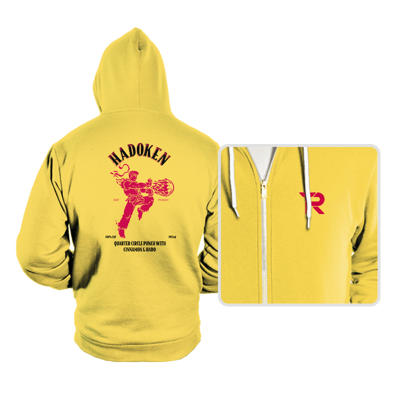 Hadoken Whiskey - Hoodies - Hoodies - RIPT Apparel