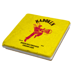 Hadoken Whiskey - Coasters - Coasters - RIPT Apparel