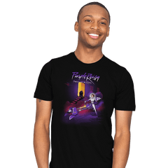 Purple Reign - Mens - T-Shirts - RIPT Apparel