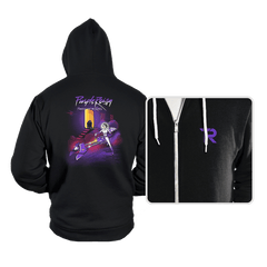 Purple Reign - Hoodies - Hoodies - RIPT Apparel