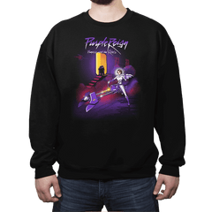 Purple Reign - Crew Neck - Crew Neck - RIPT Apparel