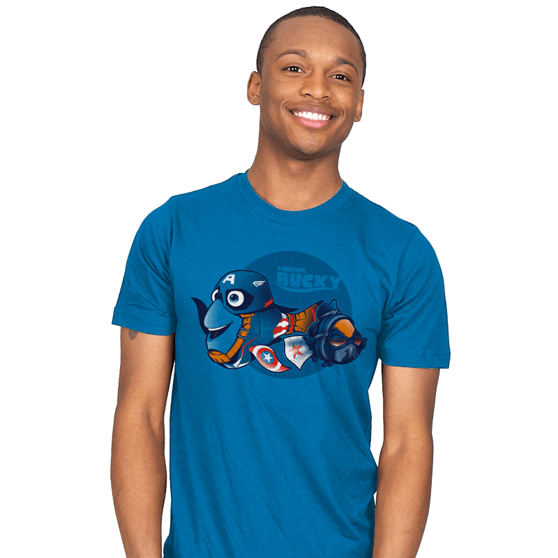 Finding Bucky - Mens - T-Shirts - RIPT Apparel