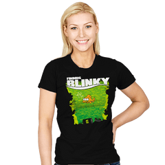 Finding Blinky - Womens - T-Shirts - RIPT Apparel