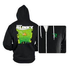 Finding Blinky - Hoodies - Hoodies - RIPT Apparel